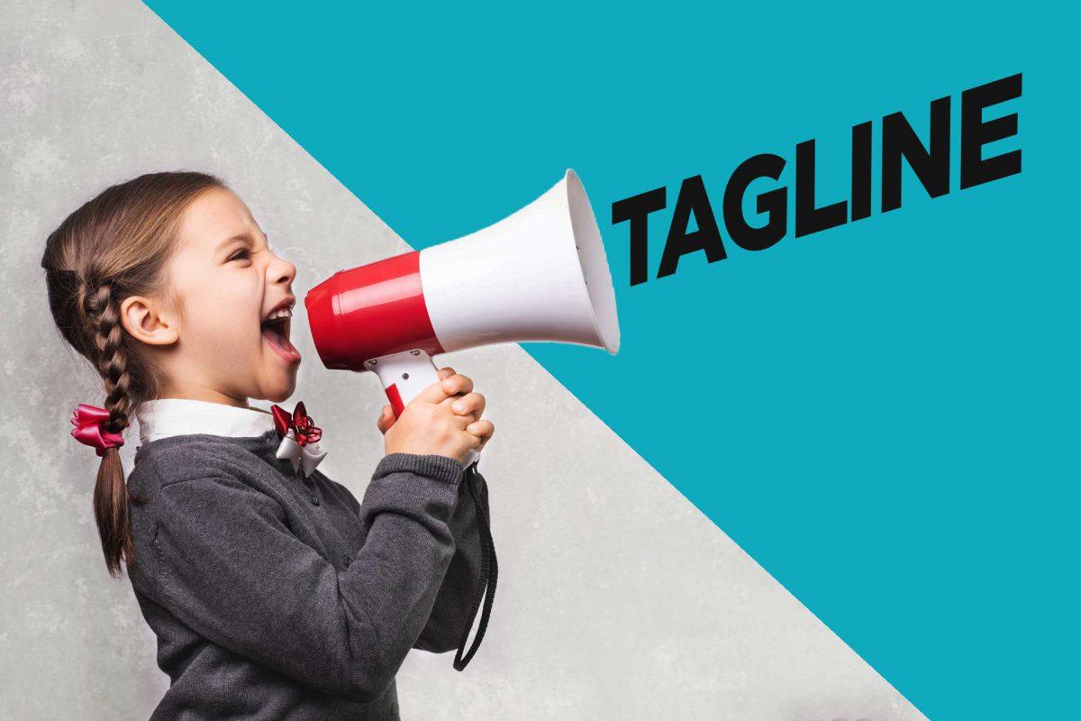 タグライン -コーポレートアイデンティティ & ブランディング